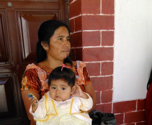 Guatemala sostegno a distanza